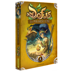 DOFUS Volume 4: La Pyramide Ocre – Novel