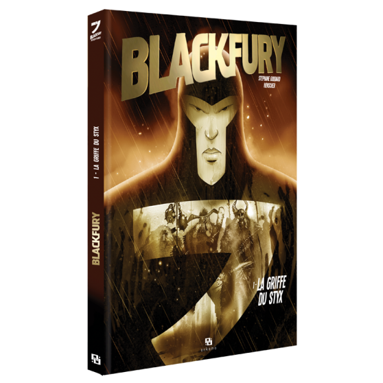 Black Fury Tome 1