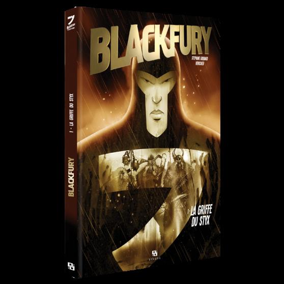 BLACK FURY 1 BD