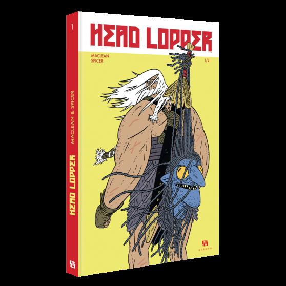 HEAD LOPPER 1. BD