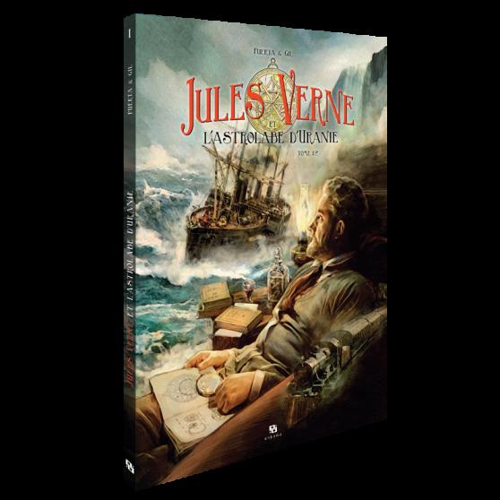 Jules Verne et l'astrolabe d'Uranie Tome 1