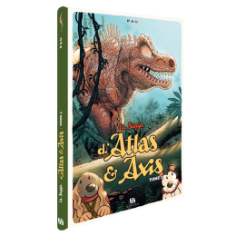 La Saga d'Atlas et Axis Volume 4