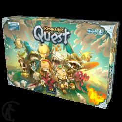 Jeu de plateau Krosmaster Quest (version espagnole)