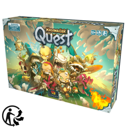 Krosmaster Quest Board Game (spanish version)