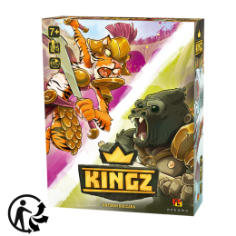 BOARD GAME KINGZ BOARD GAME