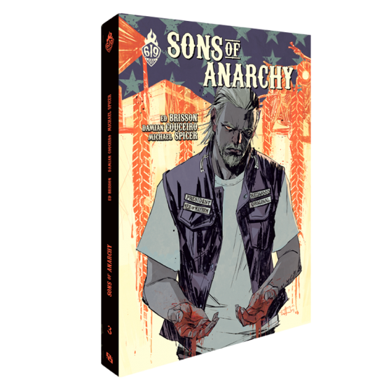 SONS OF ANARCHY 3 BD