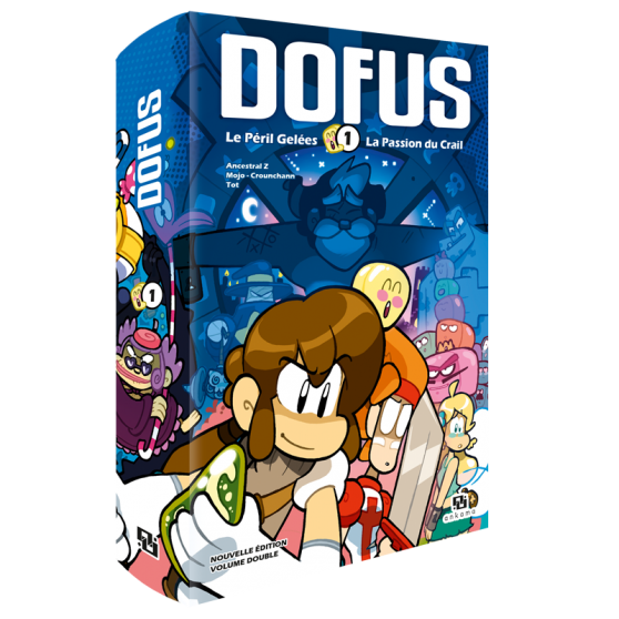 DOFUS Double Edition Volume 1
