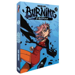 Burning Tattoo Volume 2