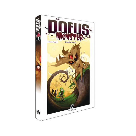 DOFUS Monster: Le Chêne Mou