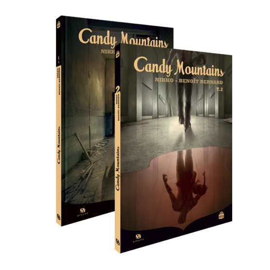 Candy Mountains - Intégrale 2 tomes
