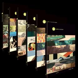 CFSL Shuffle - Intégrale 6 tomes