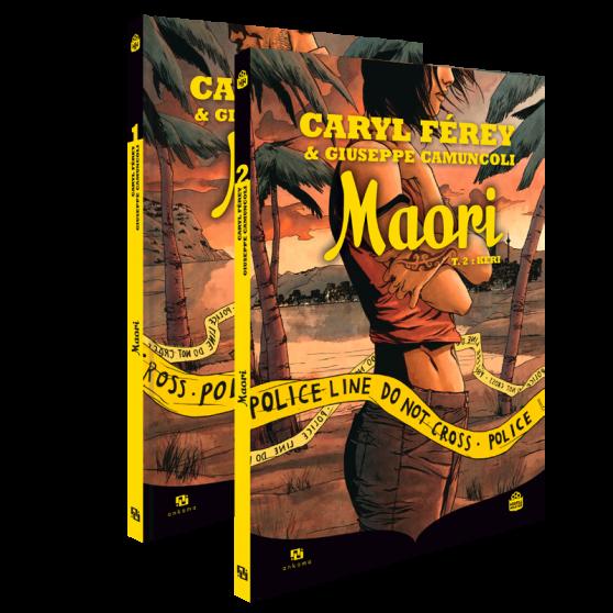 Maori – Complete 2-Volume Edition