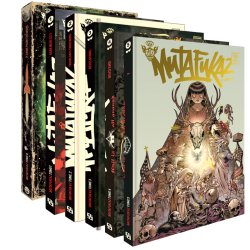 Mutafukaz - Intégrale 6 tomes