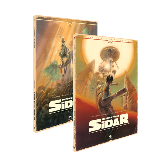 Rayons pour Sidar – Complete 2-Volume Edition