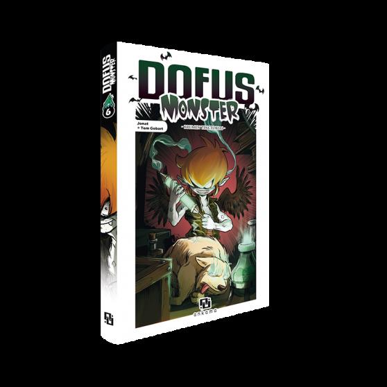 Dofus Monster Brumen Tinctorias Jonat Tom Gobart