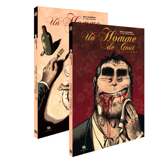 Un Homme de goût - Intégrale 2 tomes