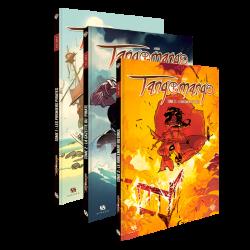 WAKFU Heroes : Tangomango - Intégrale 3 tomes