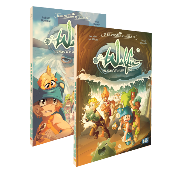 WAKFU, la Série : Les Kamas - Intégrale 2 tomes