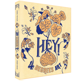 HEY! 4 DEGREES ARTBOOK HEY! 4 DEGREES