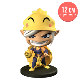 FIGURINE XL QUEEN OF THE TOFUS FIGURINE XL RESIN