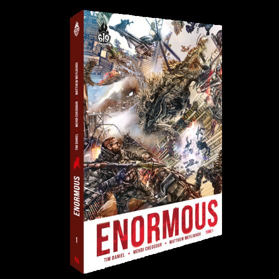 ENORMOUS T.1 BD