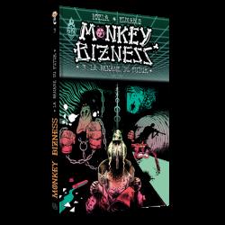 Monkey Bizness Volume 3: La Banane du futur