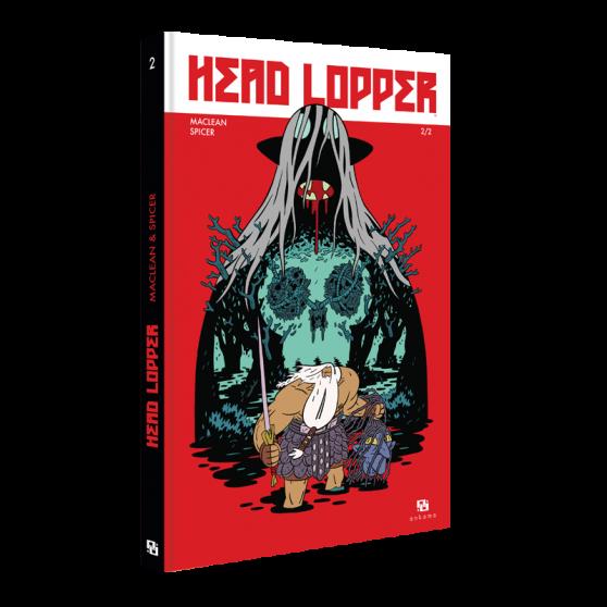 HEAD LOPPER 2 BD