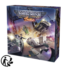 BOARDGAME GANG RUSH DETROIT FR BOARDGAME GANG RUSH DETROIT FR