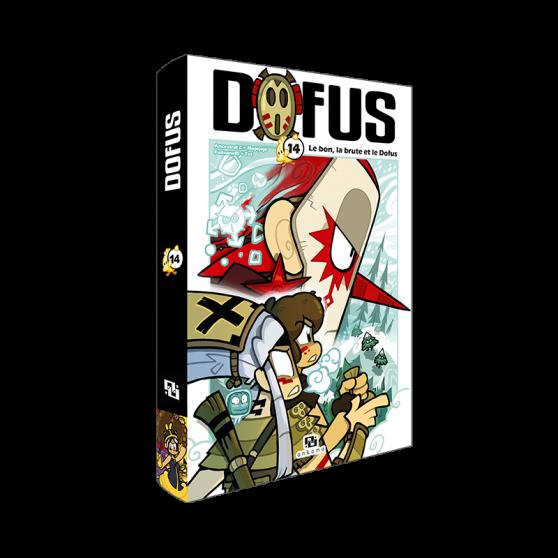 DOFUS Tome 14 : Le bon, la brute et le Dofus
