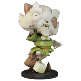 FIG PROMO GRAMPY SHOPKEEPER. FIGURINE PROMO OLD KERUBIM V2