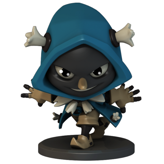 Joris Master - Krosmaster Figurine (US Version)