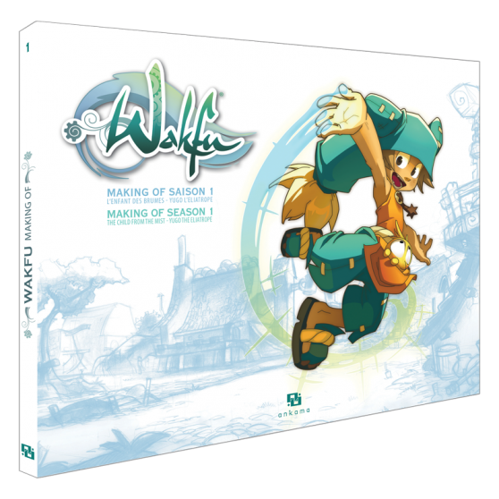 WAKFU Making of Season 1 – Volume 1