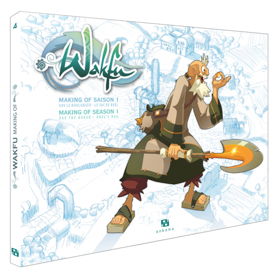 WAKFU Making of Season 1 – Volume 4
