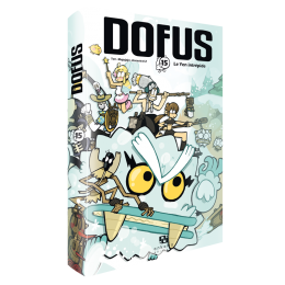 DOFUS Volume 15: Le Yen intrépide – Collector's Edition