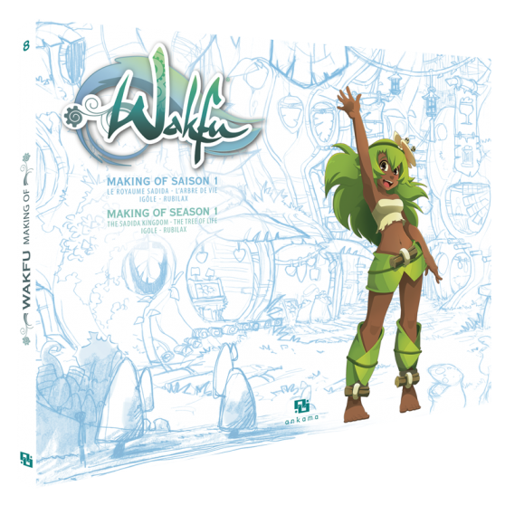 Making Of WAKFU Saison 1 – Tome 8