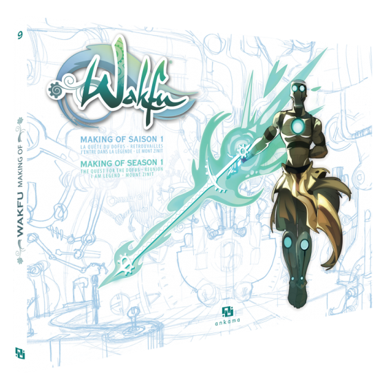 Making Of WAKFU Saison 1 – Tome 9