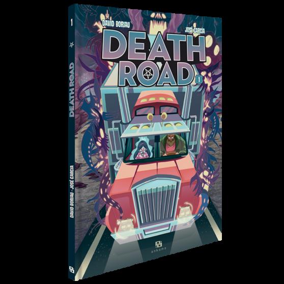 DEATH ROAD T.1 BD