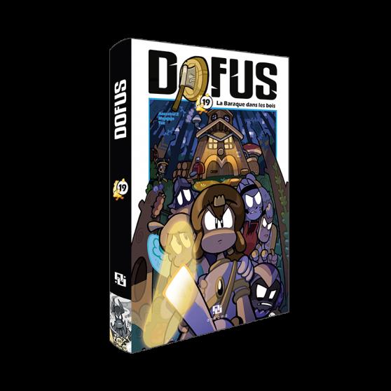 DOFUS Volume 19: La Baraque dans les bois