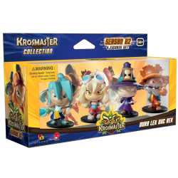 Krosmaster Dura Lex Doo Rex Pack (US Version)