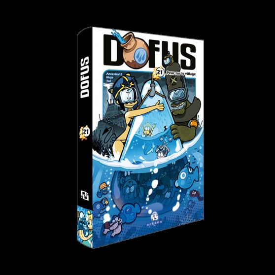 DOFUS Volume 21: Peur sur le village