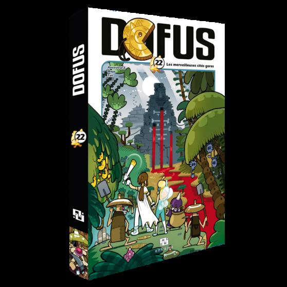 DOFUS Volume 22: Les merveilleuses cités gores