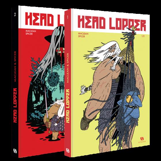 Head Lopper - L'intégrale