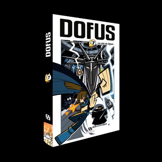 DOFUS Tome 7 : La Cité de Djaul