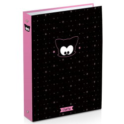 Bow Meow Binder 2017 – Black or Pink