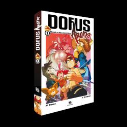 DOFUS Arena Tome 1 : Minuit et des poussières