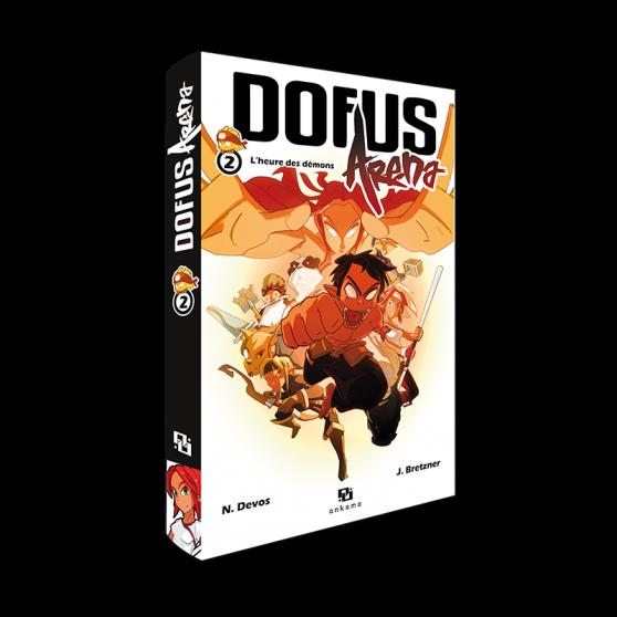 DOFUS Arena Volume 2: L'Heure des Démons