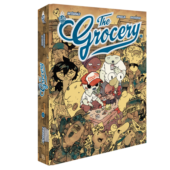 The Grocery – Complete Edition