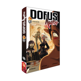 DOFUS Arena Tome 3 : L'Hormonde