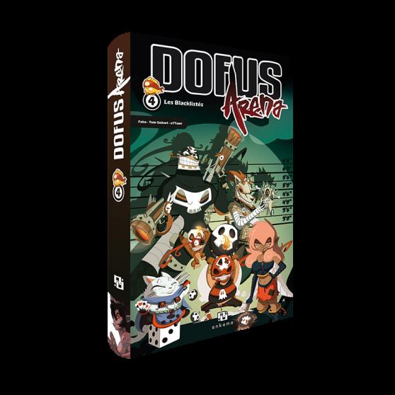 DOFUS Arena Volume 4: Les Blacklistés