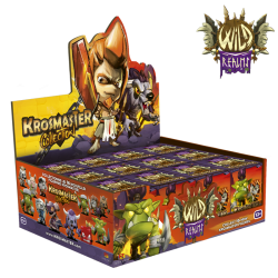 "Set de 12 blindbox Krosmaster Arena - ""Wild Realms"""